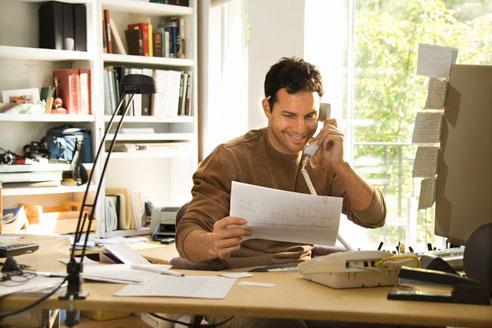 Làm việc tại nhà: Sao cho hiệu quả?
